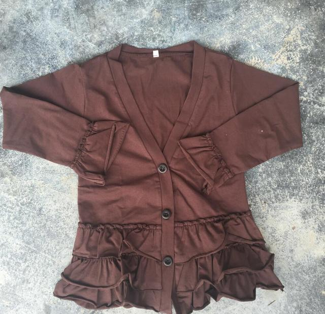 18ea51dd4 Hot sale wool sweater design for girl little girls warm coat Baby ...