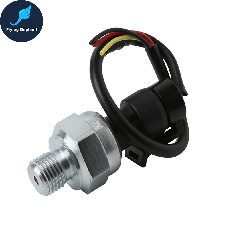 Pressure Sensor Transmitter DC 5V G1/4 0-1.2 MPa / 0-174 PSI For Water Gas Oil