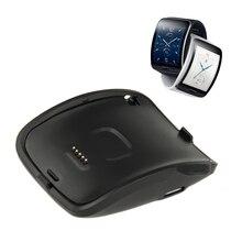 2017 портативный быстрой зарядки с USB кабель для зарядки Dock устройство Держатель для Samsung Galaxy gear s смарт-часы SM-R750