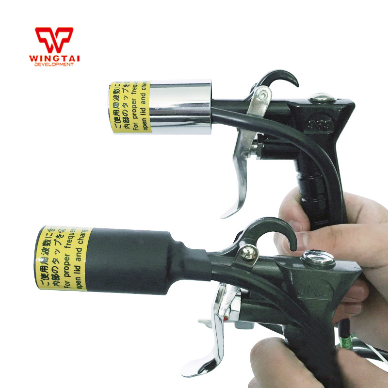 220V 50HZ Antistatic Ion Air Gun With 4.6KV Static Generator