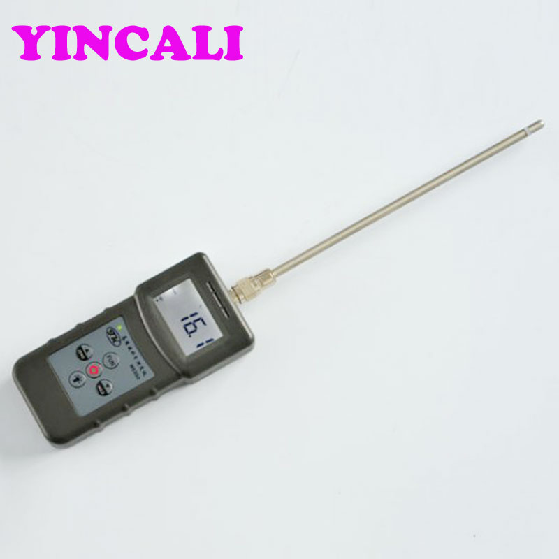 High Frequency Moisture Meter MS350 Sawdust Coal Moisture Analyzer chemical combination powder and other powder materials ms300 chemical combination powder coal powder and powder materials silver sand soil high frequency moisture meter
