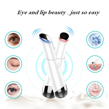 Mini Ultrasonic Eyes Dark Circles Massager