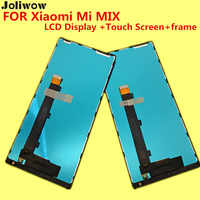 Mi x Display FÜR Xiao mi mi mi x/mi mi x Pro 18k Version LCD Display und touchscreen Digitizer Montage Ersatz Zubehör