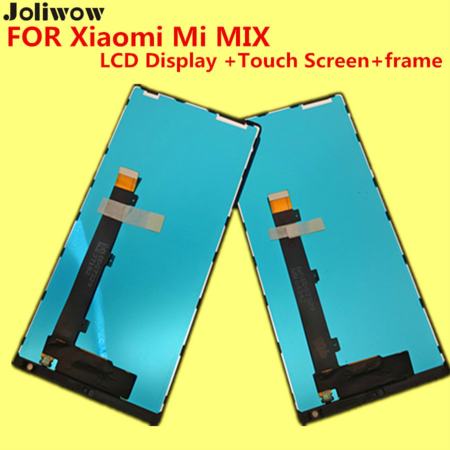 mix Display FOR Xiaomi Mi Mix / Mi Mix Pro 18k Version LCD Display and Touch Screen Digitizer Assembly Replacement Accessories-in Mobile Phone LCD Screens from Cellphones & Telecommunications    1