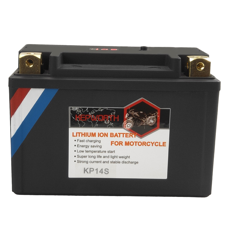 Motorbike KP14S LiFePO4 Battery 12V 14Ah with BMS