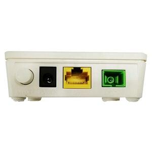 Image 4 - חדש הואה ווי HG8010H אלחוטי Gpon מסוף עם 1 GE יציאות ethernet, SC APC ממשק אנגלית הקושחה, האיחוד האירופי תקעים