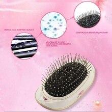 Ionic Portable Electric Hair Brush