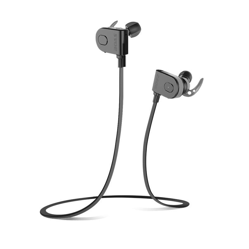 bilder für Stereo Bluetooth 4,1 Ohrhörer in ear Sport Lauf Headset Nackenbügel Kopfhörer Ohrhörer mit Mikrofon für Iphone Xiaomi Samsung