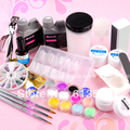 manicure set Nail UV Gel Kit Free Shipping cost