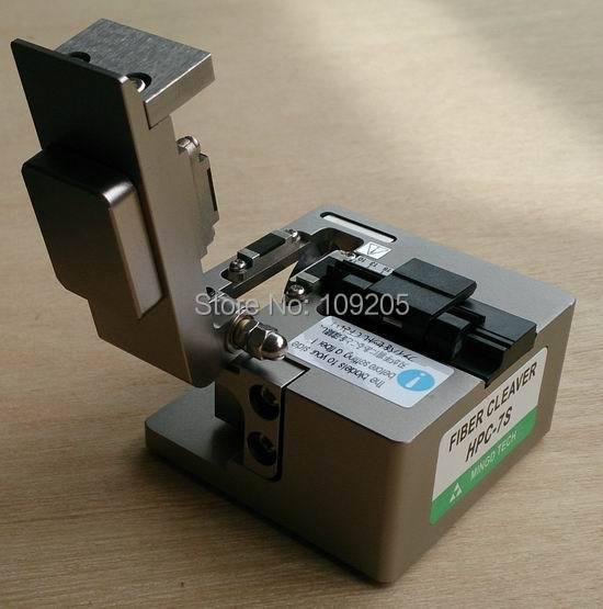 OPTİK LİF TEMİZLEYİCİ HPC-7S, Otomatik geri dönüş bıçağı, - İletişim Ekipmanları - Fotoğraf 4