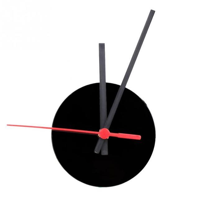 Fashion Big Size Wall Clock Sticker DIY Brief Living Room House Home beautiful creative decor room wall clock