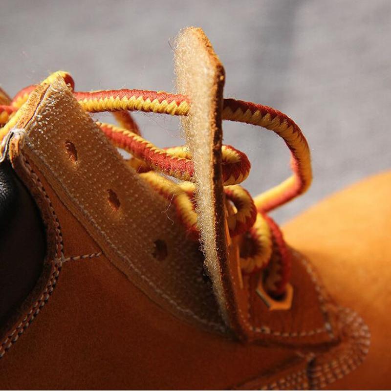 Novi visoke kvalitete od prave kože dječak djevojka čizme 21-37 - Dječja obuća - Foto 3