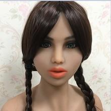 SYDOLL #39 oral sex doll head for big size love doll 135cm/140cm/148cm/153cm/152cm/155cm/158cm/163cm/165cm/168cm/170cm
