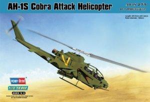 HobbyBoss 87225 1/72 AH-1S Cobra Attack Helicopter