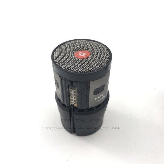 Cápsula de cartucho de repuesto compatible con Sennheiser, e835, e835s, e845, e845s, micrófono con cable