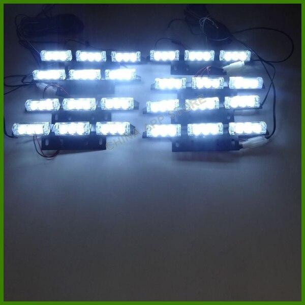 8x9/72 Ultra Bright LED Emergency Warning Use Flashing