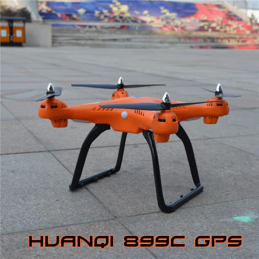 HUANQI 899C GPS Professional Drone Rc Quacopter Kan een Stock - Radiografisch bestuurbaar speelgoed