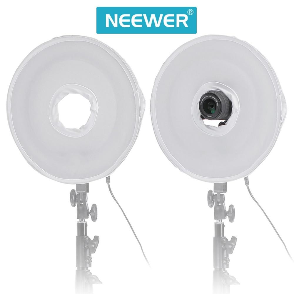 Ring Light Flash Diffuser Softbox