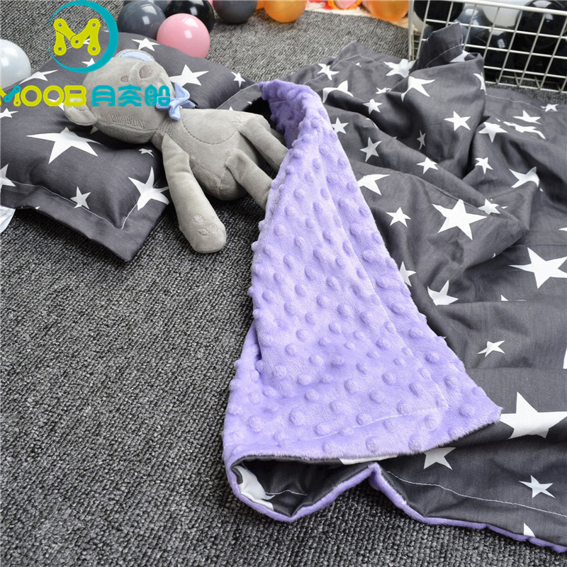 Baby Blankets Newborn Winter Infant Swaddle Wrap Polar Fleece Super Soft Fleece Blanket knitted Minky Blanket For Baby Girls Boy