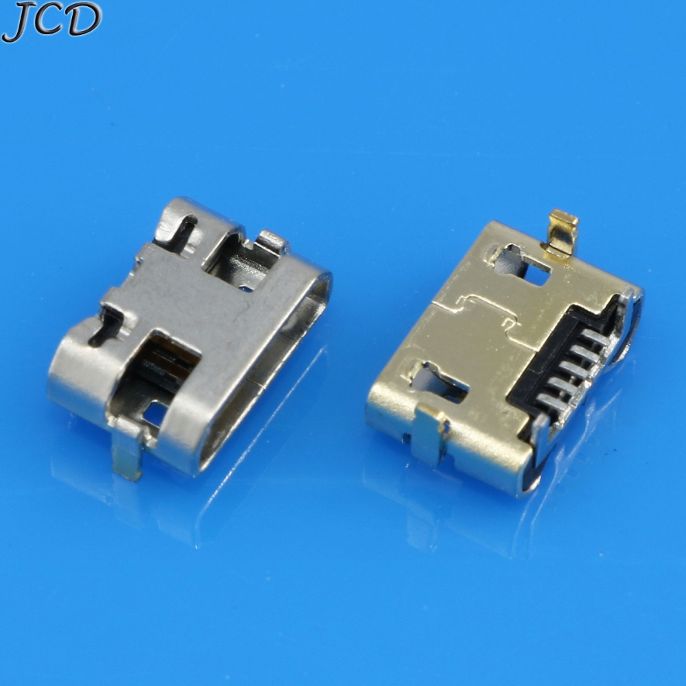 US $5 17 10% OFF|JCD For Huawei Y5 II CUN L01 for Amazon Kindle Fire 5th  Gen Micro USB jack Charging Port Charger Connector socket power plug-in
