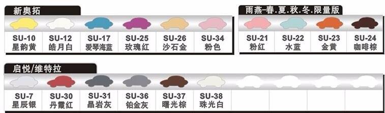 Авторучка для ремонта автомобиля, авторучка для Suzuki Swift SX4, авторучка для покраски автомобиля