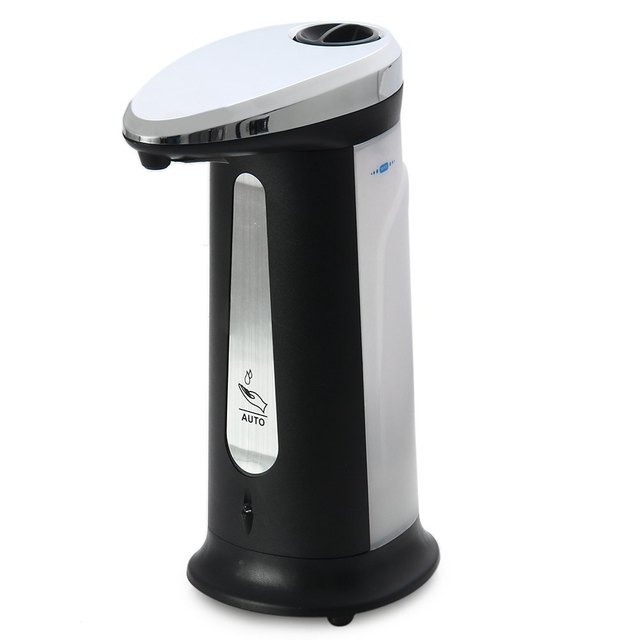 Touch-less Automatic Liquid Soap Dispenser 2