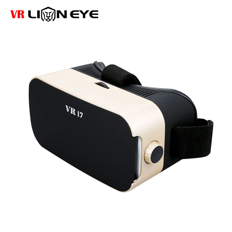 LionEye font b VR b font Box Gold Premium Professional Edition Double convex Anti blue Light