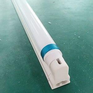 Image 5 - 10pcs T5 led 튜브 빛 18w 4ft 1200mm t6 g5 홀더 AC110 277V 1.2m led 알루미늄 + pvc 튜브 램프 거실 공장