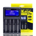 LiitoKala Lii PD4 batterie Ladegerät für 18650 26650 21700 18350 AA AAA 3 7 V/3 2 V/1 2 V/ lithium NiMH batterie-in Ladegeräte aus Verbraucherelektronik bei