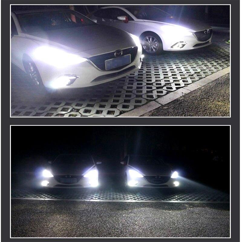 المصابيح LED H4 مصادر 8