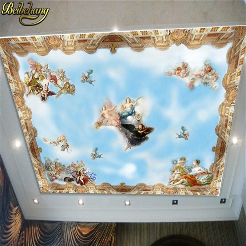 вот как получить фото фрески для натяжных потолков купить