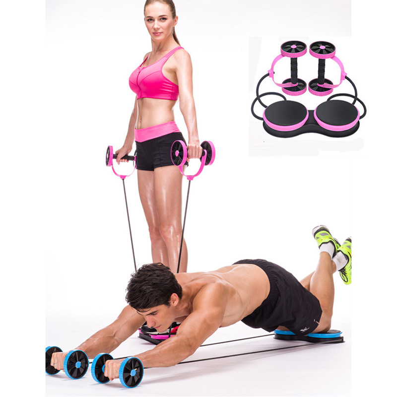 Abdominal Wheel ABS Wheel Machine For the Family Exercise Waist Sliming Fitness Waist Turning Equipment Crossfit Tensimeter цена