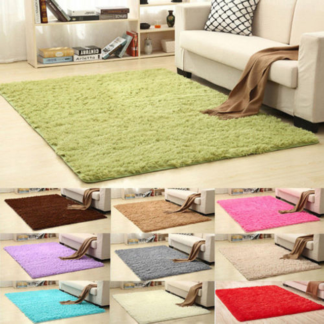Rectangle Anti Skid Sofa Carpet Fluffy Surface for Living Room Rugs Bedroom  -in Rug from Home & Garden on Aliexpress.com | Alibaba Group