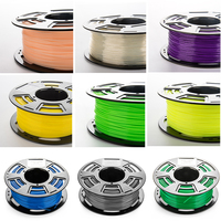 3D Printer Material Plastic TPU PETG Nylon 3D Printer Filament 1kg PLA Filament 1.75mm per Roll for Plastic 3D Printer Filament