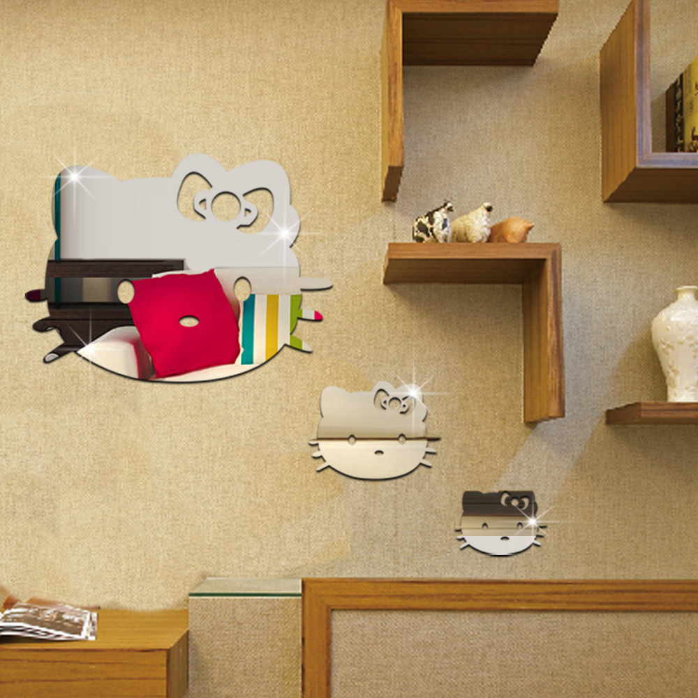 Fine Decorative Wall Mirror With Shelf Contemporary - The Wall Art ...