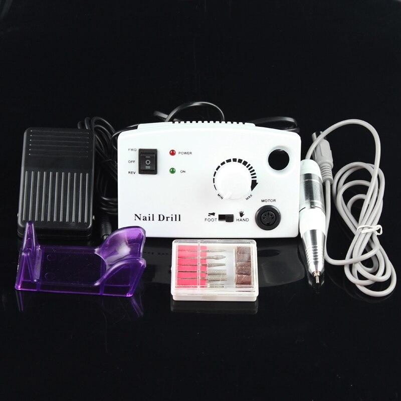 OPHIR Pro küünte art elektriline küünte puurmasin jalgpedaaliga - Küünekunst - Foto 2