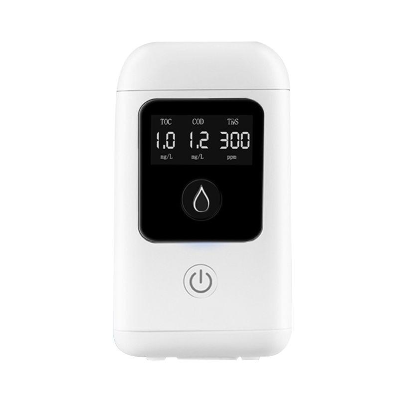 3 In 1 Digital LCD Hohe Genauigkeit TOC COD TDS Wasser Qualität Reinheit Tester Meter Haushalts Reise-in PH-Meter aus Werkzeug bei AliExpress - 11.11_Doppel-11Tag der Singles 1