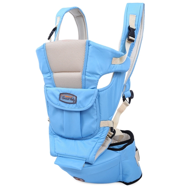 Infant Toddler Ergonomic Baby Carrier Backpacks Sling Bag Gear with Hipseat Wrap Newborn Babies Stroller Backpacks & Carriers