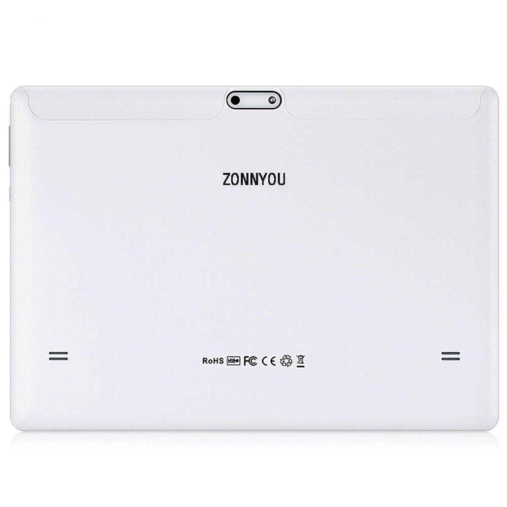 10,1 дюймовый планшетный ПК Android 8,0 3G Телефонный звонок Две sim-карты Восьмиядерный 4 ГБ/32 ГБ Wi-Fi Bluetooth gps планшеты ПК (черный) 10,9