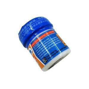 Image 5 - 5pcs/lot XG 50 Solder Paste No clean Sn63 Pb37 Flux 20 38 Microns 183 Celsius Melt Point XG50 Mechanic Solder Soldering Flux