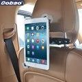 Universal asiento trasero del coche de 7 8 9 10 11 pulgadas tablet pc soporte de la tableta flexible titular de reposacabezas del vehículo adecuado para ipad