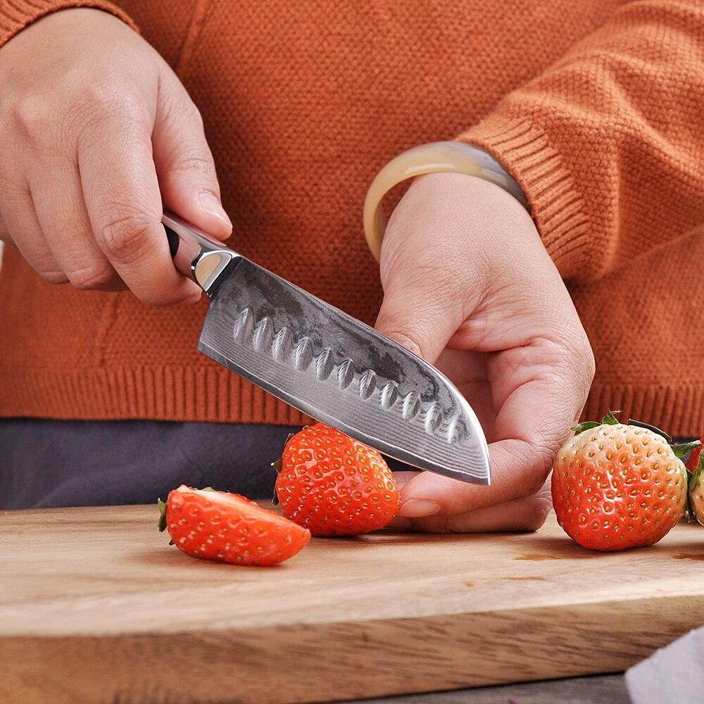 5 inch santoku knives