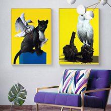 Coloriage Le Chien Et Le Pigeon.Online Get Cheap Chien Pop Art Aliexpress Com Alibaba Group