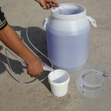 Gravel Cleaner FILTER Suction Siphon-Tube Sand-Trap Water-Exchange-Tool Vacuum-Pump Portable