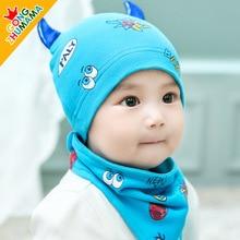 Новое поступление, детский хлопковый нагрудник, детский головной убор, шляпа с карманом
