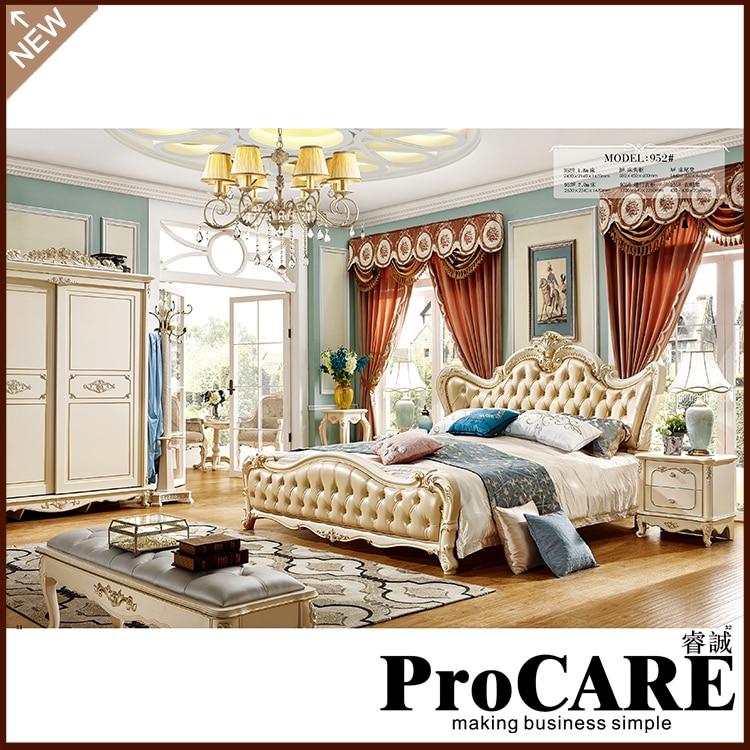 €1897.26 |Ensemble de meubles de chambre à coucher de Style français-in  Ensembles chambre à coucher from Meubles on AliExpress
