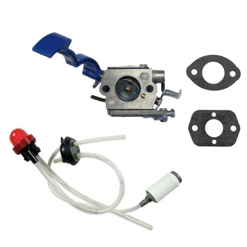Carb Carburetor With Gaskets For Husqvarna Carb For Husqvarna Blower # 581798001 545081811Gas Leaf Blower Screw Tool high quality replacement carburetor parts tool fit for 250 xv250 1988 2014 carb