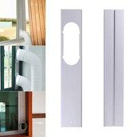 Verstelbare Venster Kit Plaat Uitlaat Slang Buis Connector Voor Draagbare Airconditioner KM88