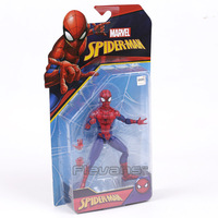 Marvel Spider-Man The Amazing Spiderman PVC Action Figure Boys Toys Gifts 16cm