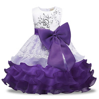 2018 Newest Girls Dress Elegant Sequins Dress Eveving Party Embroidered Ball Gown Princess Dresses